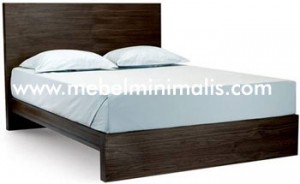 Tempat Tidur Minimalis 01