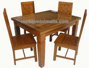 Set Makan Minimalis MM 035
