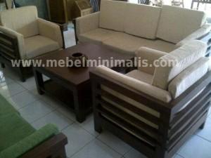 Kursi Tamu Sofa Minimalis MM153