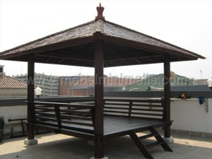 Model Gazebo Minimalis Jepara MM 353