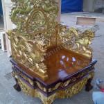 Kursi Naga Ukiran Relief Kayu Jati Jepara 02