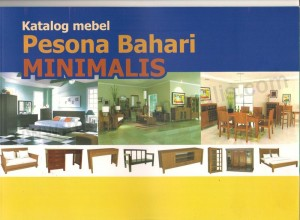 Katalog Furniture Minimalis Cover Depan