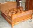 Tempat Tidur Minimalis Kaki Ketapang MM 359